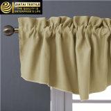 Valências baratas feitas sob encomenda e cortinas da cozinha das cobertas de indicador