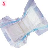 高品質は赤ん坊のおむつのための100%年の綿の新生の側面テープを印刷した