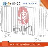Barriere galvanizzate di controllo di folla del metallo