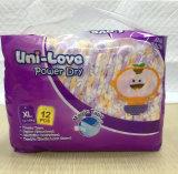 Manufacturer著幼児のための使い捨て可能なおむつの子供のおむつ