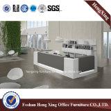 Forniture di ufficio moderne della Tabella di ricezione dell'ufficio del progettista (HX-6D088)