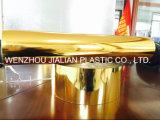 Película metalizada de PVC / PVC de PVC para la formación de vacío