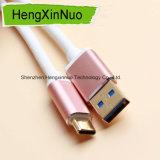 La Alta Calidad Plateó Oro 3.0 Tipo-C Cable de Datos, la Velocidad de Transmisión Puede Alcanzar 480MB / S
