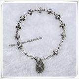 cloisonné pulsera rosario de perlas , brazalete rosario ( io- cb077 )