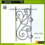 錬鉄階段柵及び手すりのための装飾用の錬鉄のBaluster