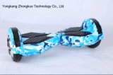 elektrischer Skateboard-harter Plastikdeckel Hoverboard des Rad-8inch 2 reichlich vorhandener E-Roller
