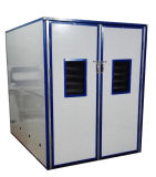 Incubadora automática do ovo da galinha de Digitas da alta qualidade aprovada do Ce