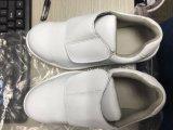 Ботинки пальца ноги Cleanroom ботинок безопасности работая стальные