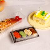 工場OEMの環境に優しく明確で使い捨て可能なプラスチック食糧パッケージのケーキの皿(PPの皿)