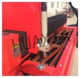 Máquina de estaca Hyper do plasma do CNC da fonte de alimentação dos EUA Therm, cortador da flama