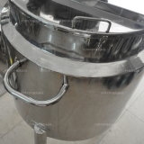 スターラーが付いているステンレス鋼ボディローションの混合タンク