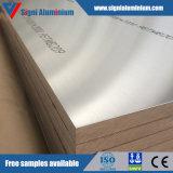 Warm gewalzte Polieraluminium-/Aluminiumplatte (5052, 5083, 5086, 6061, 7075)