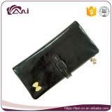 Мешок деньг неподдельной кожи воска высокого качества, бумажники деньг для женщин