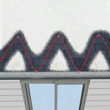 Il fornitore cinese di tetto disgela il cavo di riscaldamento