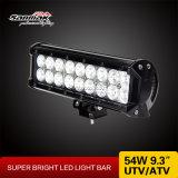 "9.5 "" 54W LED heller Stab für Fahrzeuge 4X4"