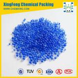 Desidratante de gel de sílica azul (S. G Blue) 2-5mm