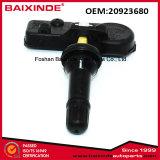 Sensor do sistema de vigilância da pressão de pneu 20923680 para Chevrolet Cadillac Gmc Buick