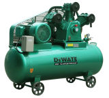 Тип бак поршеня установил компрессор воздуха 100 литров с мотором 3HP
