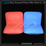 LED L Type Bar Assento de móveis com moldagem rotacional