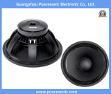 15 pulgadas woofer sonido profesional 550W reemplazo del altavoz para el sistema de audio al aire libre