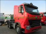 Sinotruk HOWO A7 6X4のトラクターのトラック