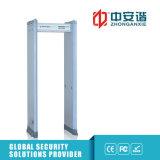 Detector de metales doble del marco de puerta de las zonas del infrarrojo 18