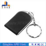 Soem-ABS MIFARE intelligente RFID Karte für Schlüsselkette