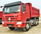 Scaricatore, ribaltatore, camion resistente di HOWO 6X4, autocarro a cassone, camion del camion
