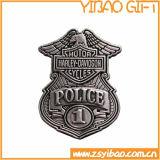 De Speld van de Revers van de School van de Druk van de douane, Bagde met Hars (yB-Lp-053)