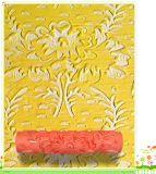 Rodillo de la impresión del diseño de la flor