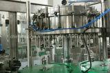 Cerveza 3 planta de relleno y que capsula de in-1 de la máquina para la botella de cristal