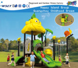 2016 de Nieuwste Speelplaats van het Huis van het Beeldverhaal van de Apparatuur van de Speelplaats van het Ontwerp voor Pretpark (HF-15302)