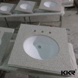 parti superiori di superficie solide standard americane di vanità della stanza da bagno 48inch