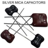 10-240PF 500V High Voltage Mica Capacitor Tmcm01