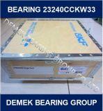 Rolamento de rolo esférico 23240 Cckw33 da alta qualidade com gaiola de aço