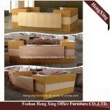 (HX-5N235) Forniture di ufficio di legno di MFC dell'ufficio di ricezione della Tabella bianca del contatore