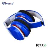 Rádio estereofónico barato do OEM Bluetooth em auscultadores da orelha