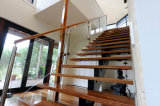Personalizar Pasos de escalera de roble Kits de escalera recta