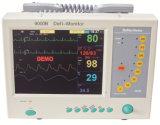 Defibrillator externo automatizado AED del uso del hospital de De-9000c