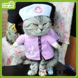 Roupa do animal de estimação do equipamento da enfermeira da mudança da roupa do animal de estimação
