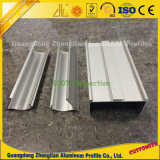 Profilo di alluminio anodizzato di purificazione per la decorazione della stanza pulita