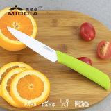 Cuchillo de cerámica asombroso del queso del cuchillo de la fruta de la alta calidad