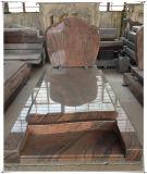 Memorial pessoal da lápide da lápide de Bélgica da fonte do fabricante da lápide de China