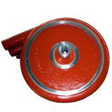 Doublure de Volute des pièces de rechange A05 de pompe de la boue C2110