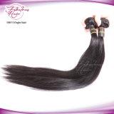 Het haar die de Peruviaanse Maagdelijke Menselijke Pruik van het Haar weven Remy