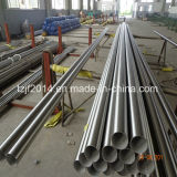 Pipe Polished sans joint de l'acier inoxydable 321