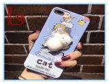Сожмите 7 телефонов случай кота Ipone6/