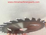 La circular del Tct vio las láminas para el corte de acero del tubo de Solids&