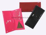 Просто бумажник карточки типа Bf015 для женщин/глянцеватой повелительницы Бумажника PU