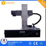 Машина маркировки лазера волокна типа таблицы для Stoup